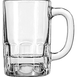 Libbey 5010 12 Ounce Handled Mug. Case of 24