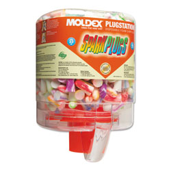 Moldex Sparkplugs Plugstation Disp Pack (1500 Per Cs)