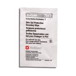 Hollister Skin Gel Protective Wipes, 50