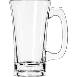 Libbey 5202 10 Ounce Crystal Mug. Case of 24
