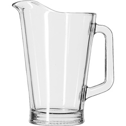 Libbey 5260, 60 Ounce Beer Pitcher, Case Of 6. Case of 6