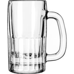 Libbey 5362 10 Ounce Beer Mug. Case of 12