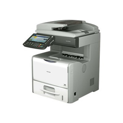 Ricoh Aficio SP 5200s - Multifunction ( Fax / Copier / Printer / Scanner ) ( B/W )