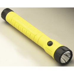 Streamlight PolyStinger LED Haz-Lo Rechargeable Flashlight, Yellow