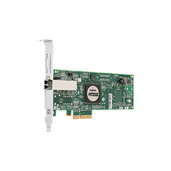 Emulex® LightPulse LPe11000 - Network Adapter - PCI Express X4 Low Profile - 4Gb Fibre Channel - Fiber Optic