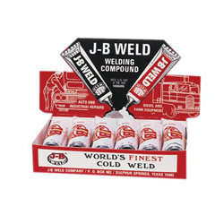 J-B Weld Display