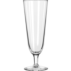 Libbey 8425 12 Ounce Citation Pilsner Glass. Case of 24