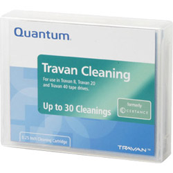 Certance - Travan - Cleaning Cartridge CTMCL