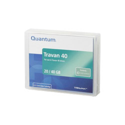 Quantum Travan X 5 - 20 GB - Storage Media