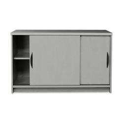Abco Office Furniture Conference Room Credenza Dove Gray Abcccrm184866 Restockit