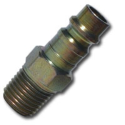 "Acme Automotive 1/4"" Megaflow Male Connector"