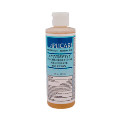 Buy skin care products - Aplicare Self Care Products Antimicrobial Skin Cleanser, 8 Oz Bottle