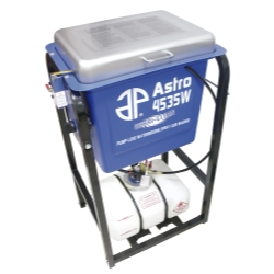 Astro Pneumatic Hurri-Clean Pumpless Waterbourne Spray Gun Washer