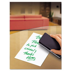 Avery Dry Erase Boards Peel & Stick Dry Erase Sheets, 8.5x11