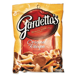 Gardetto's® Original Recipe Snack, 5.5 oz., 7/Box