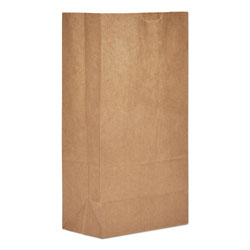 Paper Bags & Sacks 5# Natural Extra Heavy Duty Paper Bag 500/Bundle