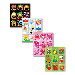 Holiday Treasure Stickers,24 Sheets,864 Stickers/st,asst.. 1 Set Picture