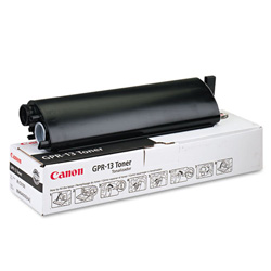 Canon 8640A003AA Digital Color Copier Toner Cartridge GPR-13 for imageRUNNER C3100, Black