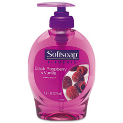 Colgate Palmolive Softsoap® Vanilla Bottled Soap, 7.5 Oz, Neutral pH