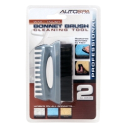 Carrand AutoSpa Bonnet Brush Cleaning Tool