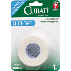 "Curad Tapes - Tape, Cloth, 1"" x 10Yd, 24Ea/Cs"