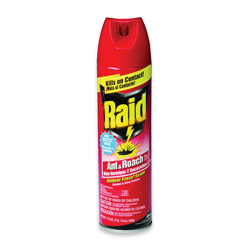 Raid® Ant & Roach Killer, 17.5 oz. Aerosol Can
