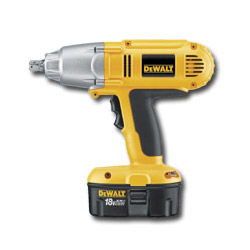 "Dewalt Tools 1/2"" Heavy Duty 18 V Cordless Impact Wrench"