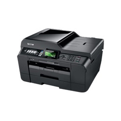 Brother MFCJ6710DW Color Multifunction Inkjet Printer