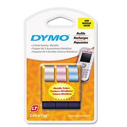 dymo letratag bulk plastic tape