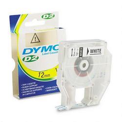 Pendaflex D2 Tape Cassette for Dymo Labelmakers 9000 6000 PC 10 White