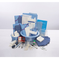 Medline Pack, Laparoscopic, Chole Iii