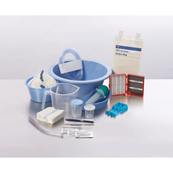 Medline Pack, Single Basin, Sure Set