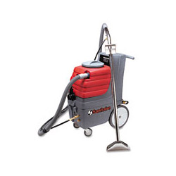 Electrolux Sanitaire SC6080A Commercial Canister Carpet Cleaner/Extractor, Red