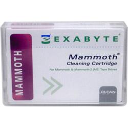 Tandberg Data Exabyte Exatape Mammoth - 8mm Tape - Cleaning Cartridge