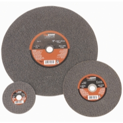 "Firepower Type 1 Cut Off Abrasive Wheels, 4"" x 1/16"" x 5/8"""