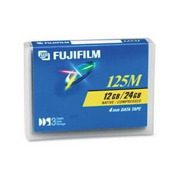 Fuji Data Tape 4MM DDS 3 125M 12GB 26047300
