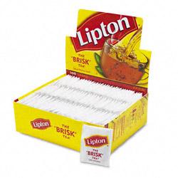 Lipton Regular Tea Bags 1 Box.100 Tea Bags per Box.