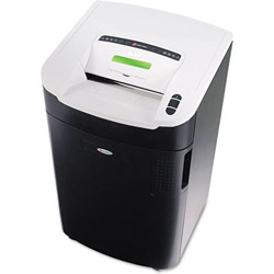 Acco ShredMaster GLX2030 Heavy Duty Cross Cut Shredder, Charcoal/Black. Each