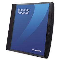 GBC® Presentation Binder, Black