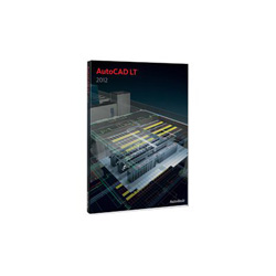 Autodesk AutoCAD LT 2012   Complete Package. Each