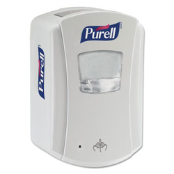 PURELL® LTX-7 Touch Free Soap Dispenser, White