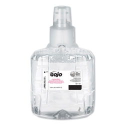 Gojo LTX Antibacterial Foam Soap Dispenser Refill, 1200ml