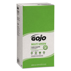 Gojo MULTI GREEN® Soap Dispenser Refill, Citrus Scent, 5000 mL