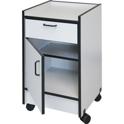 Hausman File Cart, Gray