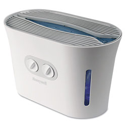 Honeywell Easy-Care Top Fill Cool Mist Humidifier, White, 16.73w x 9.8d x 12.44h
