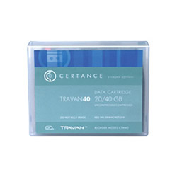 Certance - Travan - 20 GB / 40 GB - TR-7 - Storage Media CTM40