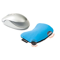IMAK Products Le Petit Cushion, Wrist, Teal. Each
