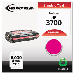 Innovera 83083A Compatible, Remanufactured, Q2683A (311A) Toner, 6000 Yield, Magenta
