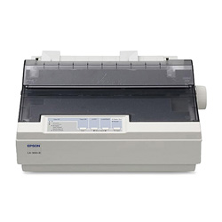 Epson LX 300+II - Printer - B/W - Dot-matrix