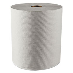 Scott® 01052 Bulk Hard Roll Towel 100% Recycled Fiber, White
